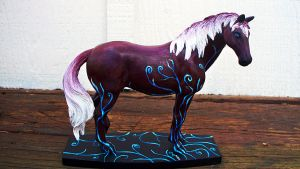 Horse Model by Christa-S-Nelson