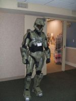 Master Chief posen for ladies. by AceLK