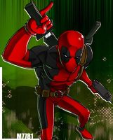 deadpool by m7781