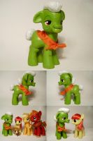 Granny Smith Custom G4 Pony by Oak23