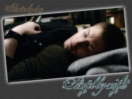 Dean Winchester - hunter by day - angel by night by the-impalas-backseat