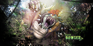 just bowser b by tm-gfx