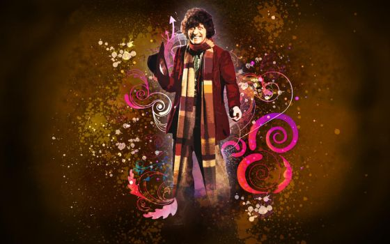 4th Doctor by coldcase1
