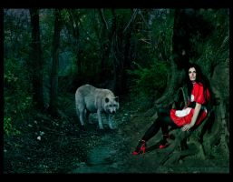 Red Riding Hood by Sadistica by mEtZGERbRauT
