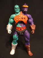 MOTUC custom Two Bad by masterenglish
