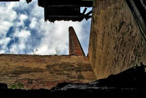 Chimney by louveska