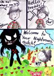 Freddys nightmare by NadiaKomplex