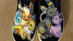 Eeveelution Shoes by BreannaKayEvans