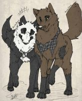Wolves by BlasticHeart