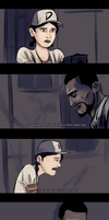 Difficulty: Hard -TWD Spoilers- by Py-Bun