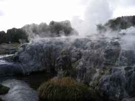 Rotorua by chocogingerfingers