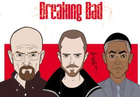 Breaking Bad by howardshum