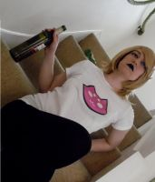 Roxy Lalonde - Liquor Lips by TheBrokenxDream