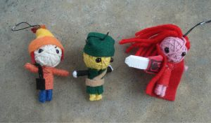 Voodoo String Dolls 2 by RebelATS