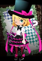 Kagamine Rin Bonus Stage by blueyellowgreen
