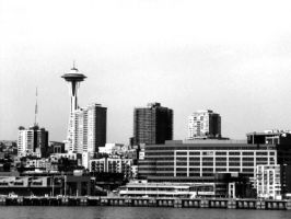 Seattle by ihopetherespudding