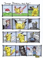Pika Pika Comic by GG-lover