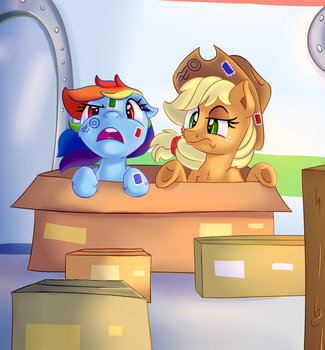 ATG Final Day - Shipping by thediscorded