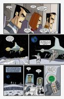 T-Bird and Throttle Page 3 by FrankRapoza