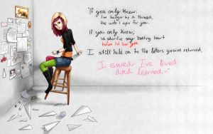 If you only knew... by ReneeKana
