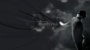 Eunhyuk Wallpaper 2 by xTHExFUNNNX