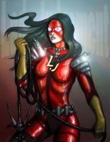 Lady Judgement by Battlewraith