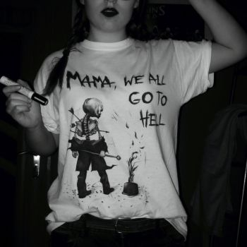Mama we all go to hell by eenterprisee