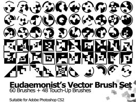 Eudaemonist's Vector Brush Set by Eudaemonist