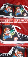 Custom Super Mario 3 Chucks by Paradox-Artistry