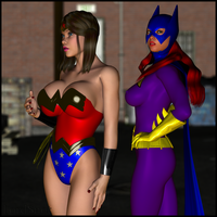 Investigative Beauties by LordSnot