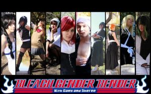 Bleach: Gender Bender by RadClawedRaid