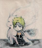 naruto chibi by Blachorum