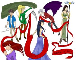 Ribbon of Fate by topace12