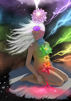 Chakras by schellings