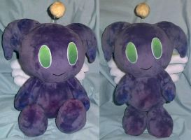 Nights Chao plush by YutakaYumi