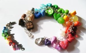 fimo 4 - bracelet: finished by dagett