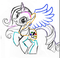 My mix of My littel pony by daylover1313