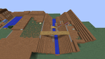 Minecraft Sinnoh: Route 211 by NinjaKirby144