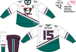 Anaheim Ducks Home NEW V1 by thepegasus1935
