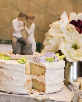 The Cake by MMoreland