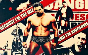 The Miz is Awesome by TheAwesomeJeo
