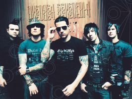 Avenged sevenfold by Ryuzaki1017721