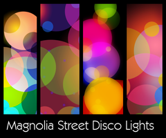 Disco Lights by magnolia-street