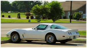 A 1978 Corvette by TheMan268