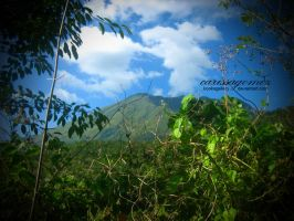 Mt. Banahaw by kooksgallery