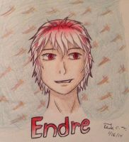 Commission- Endre by Souls-of-Fire