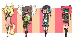 Mixed adopts {CLOSED} by Eeyrie
