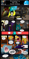Jutopa's Blue Nuzlocke - Chapter 21- Page 6 by Jutopa