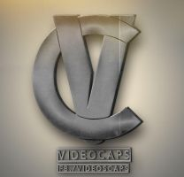 Video Caps l 3d Logo Type by PeJuRaDesign
