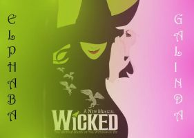 Wicked Wallpaper by RedRosette